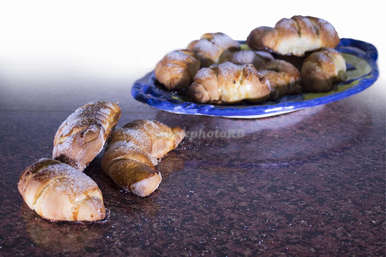 Domestic croissants