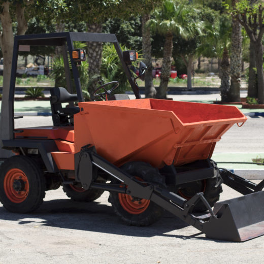 Wheel loader-2