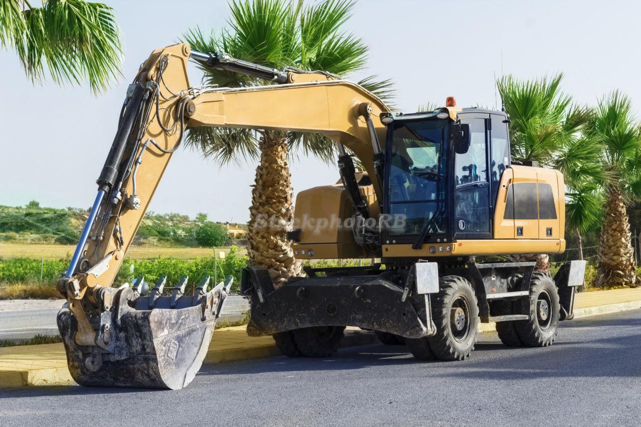 Excavator-7