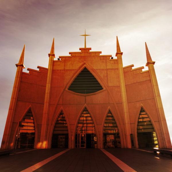 Parish of the sacred heard