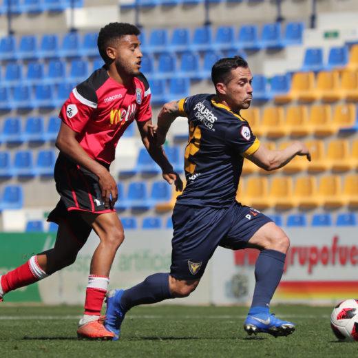 UCAM Murcia CF vs UD Melilla