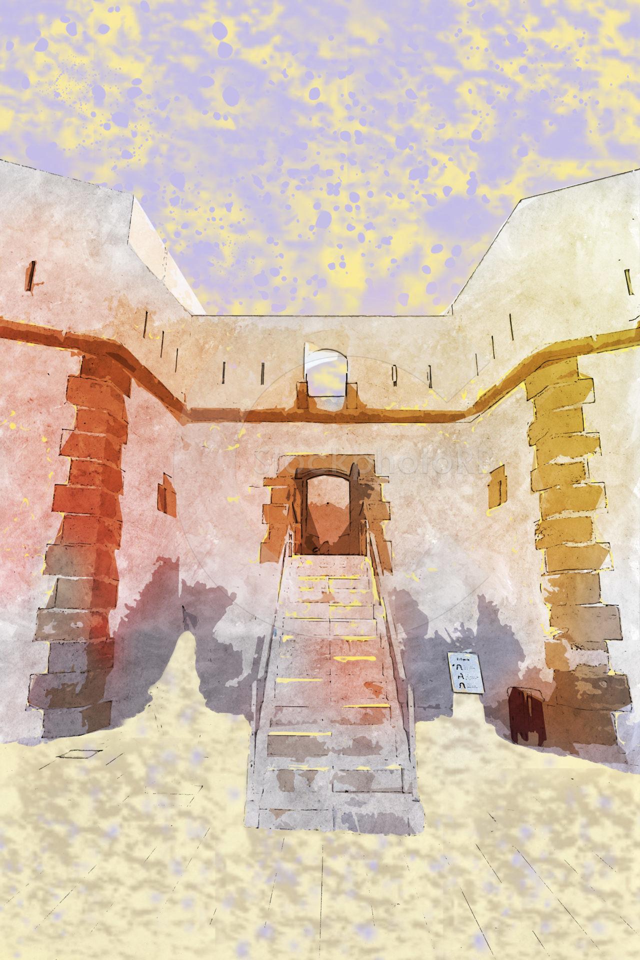 Castle of San Juan de las Aguilas