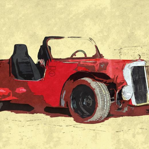 Triumph 1947