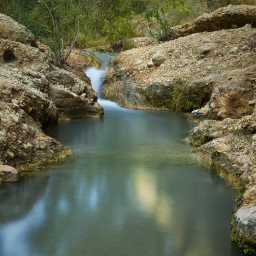 Chicamo river