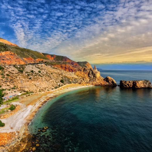 Andalucía bay