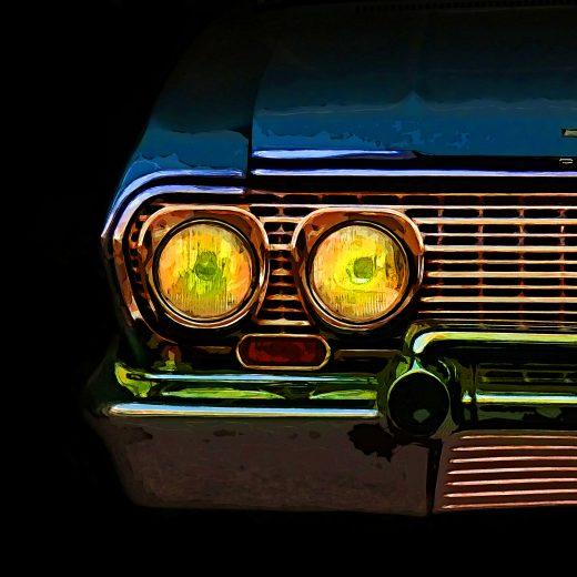 Chevrolet Impala SS 1963
