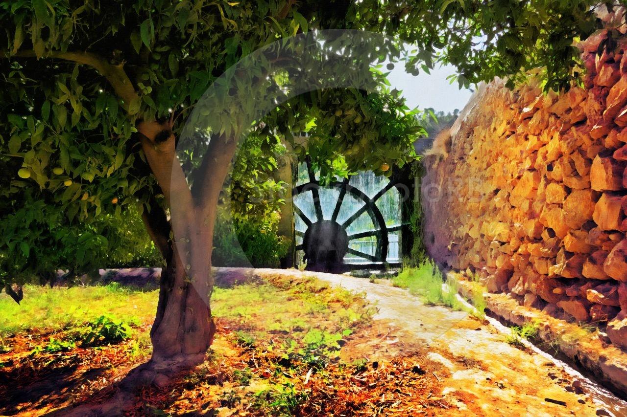 Aqueduct Hoya de Don Garcia