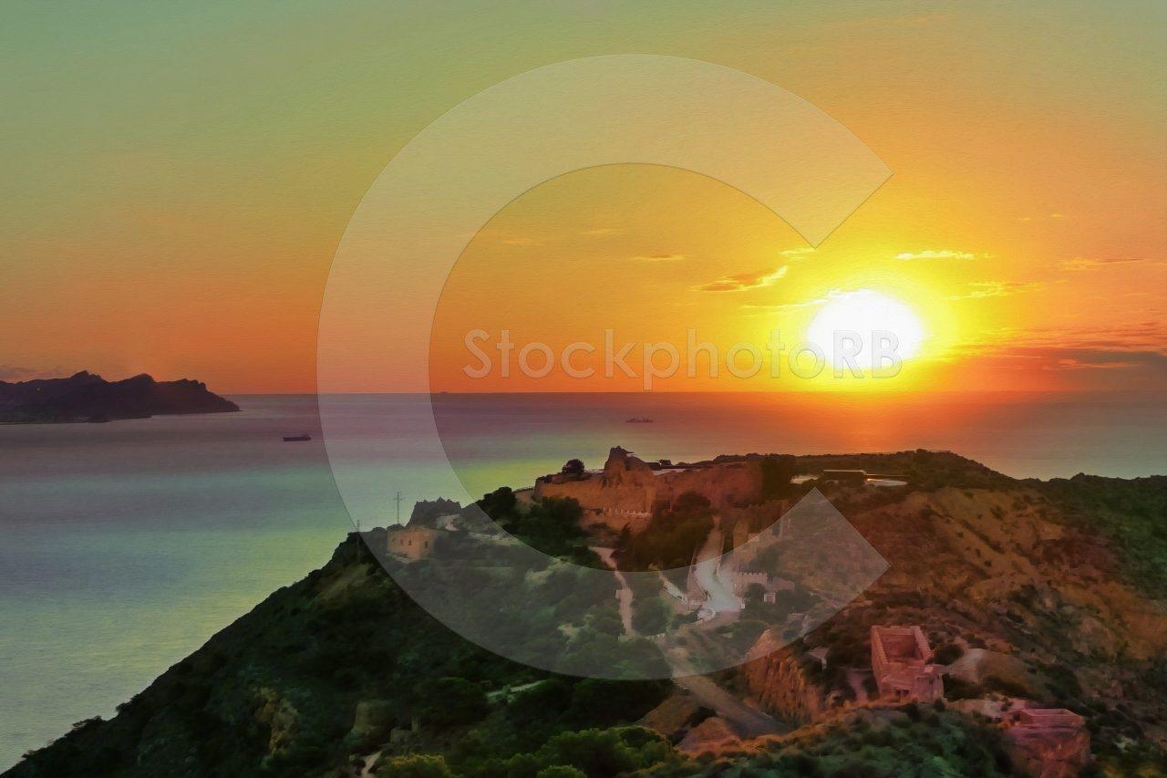 View from Gartagena bay