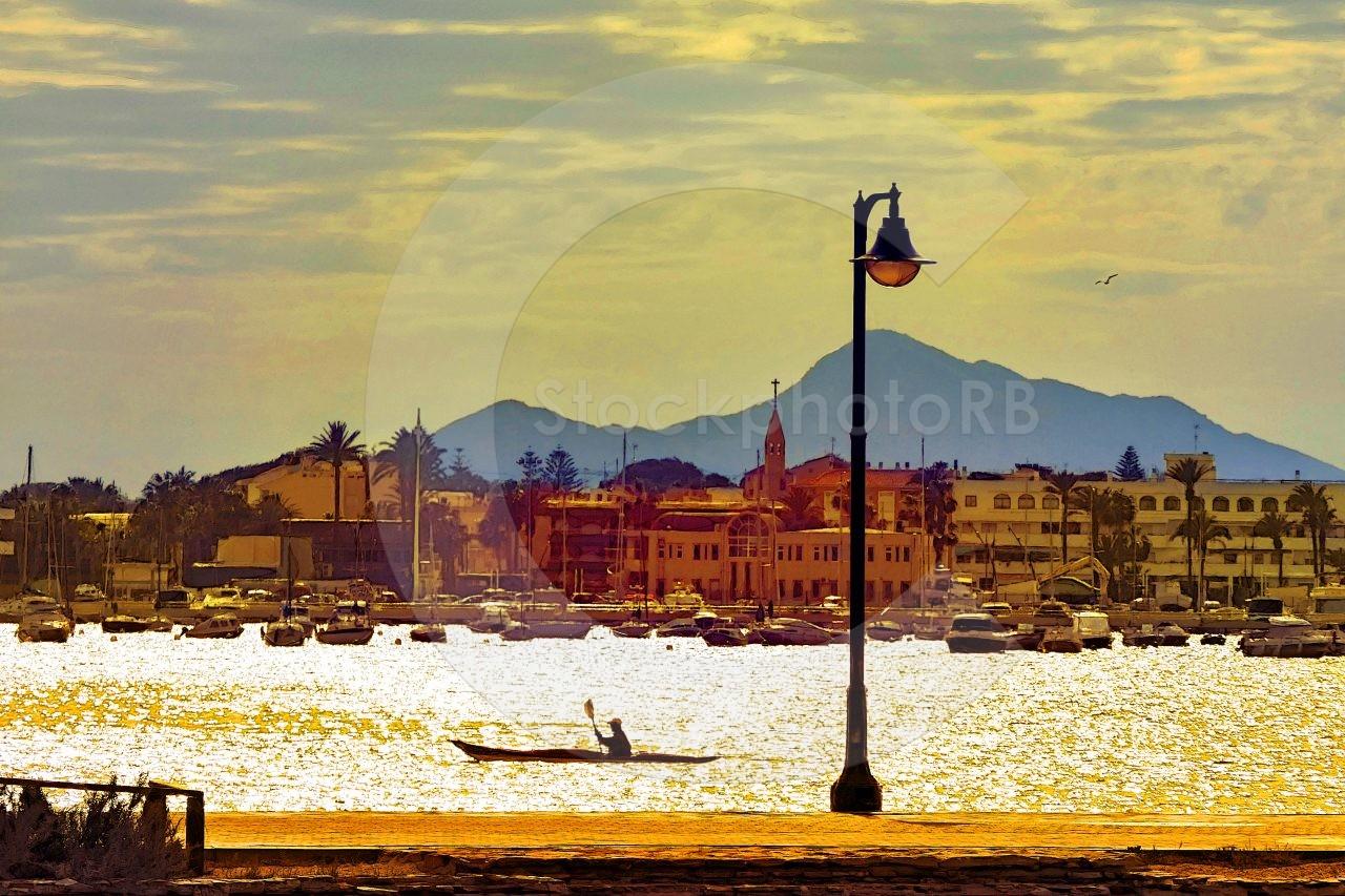Ports and sunrises