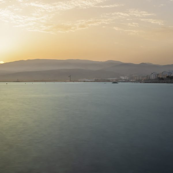View from Almeria